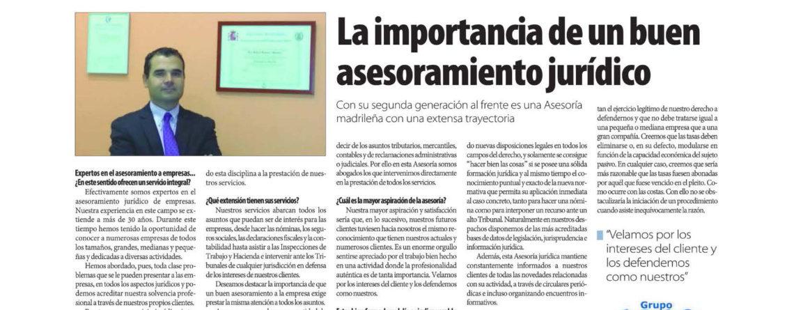 Entrevista La Razon