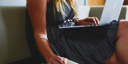 mujer y emprendedora